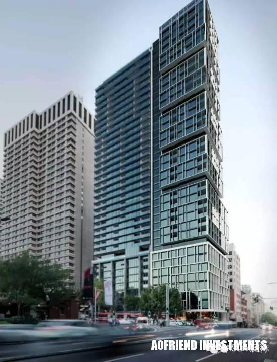 悉尼市中心高端公寓 One30 Hyde Park
