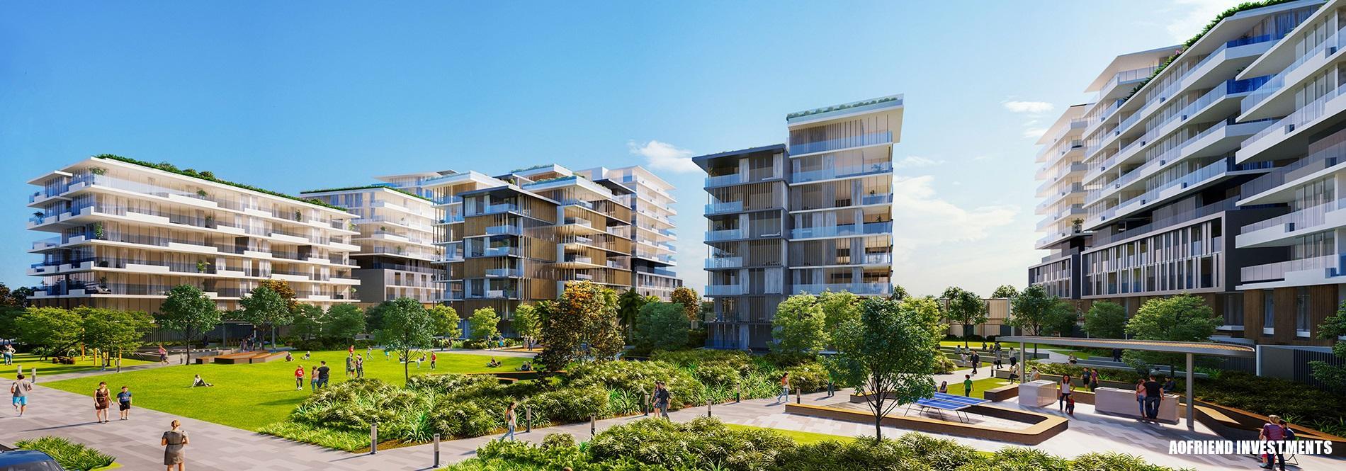 【Kogarah】Ramsgate Park 邻水公寓